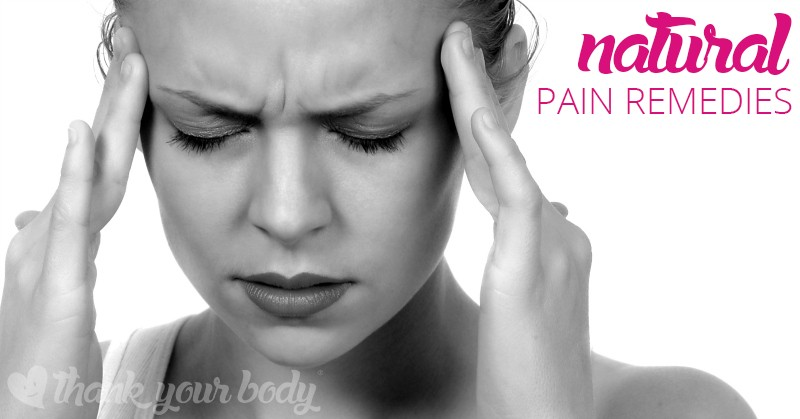 What's at the root of your pain? Read up on tips for pain free living and great natural pain remedies.