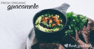 Sure you can buy guacamole at the store. But why would you? Homemade guacamole is easy, delicious, and nutritious. Check out this recipe!