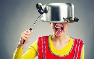 Can Healthy Living Drive You Crazy?
