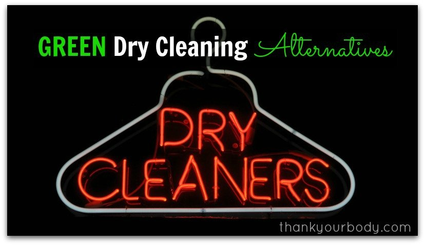 6 Green Dry Cleaning Alternatives (Say no to toxic chemicals)