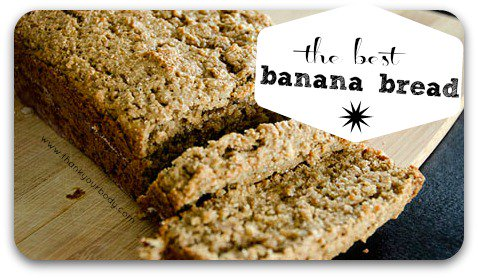 Recipe: Best Banana Bread – A healthy take on this classic treat.