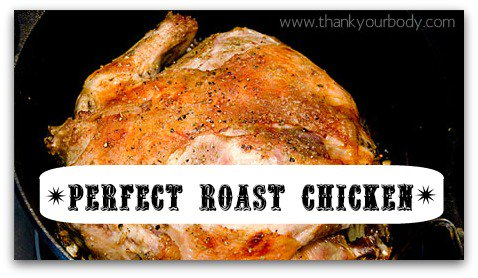 Recipe: Perfect Roast Chicken