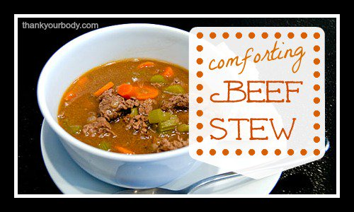 Recipe: Comforting Beef Stew (Perfect for a chilly day)