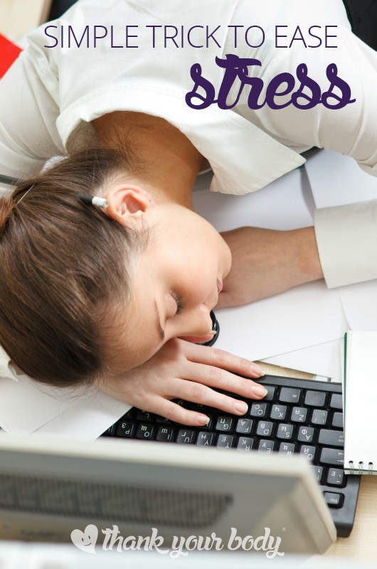 If you are like most Americans you probably deal with chronic stress and exhaustion. Learn how constructive rest can help and how easy it is to do!