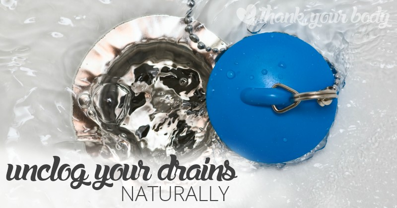Looking for a natural way to unclog your drains without drano. Here's a super effective way to do... for cheap.