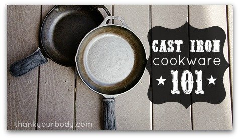 Cast Iron 101: How to use, clean, and season a cast iron skillet