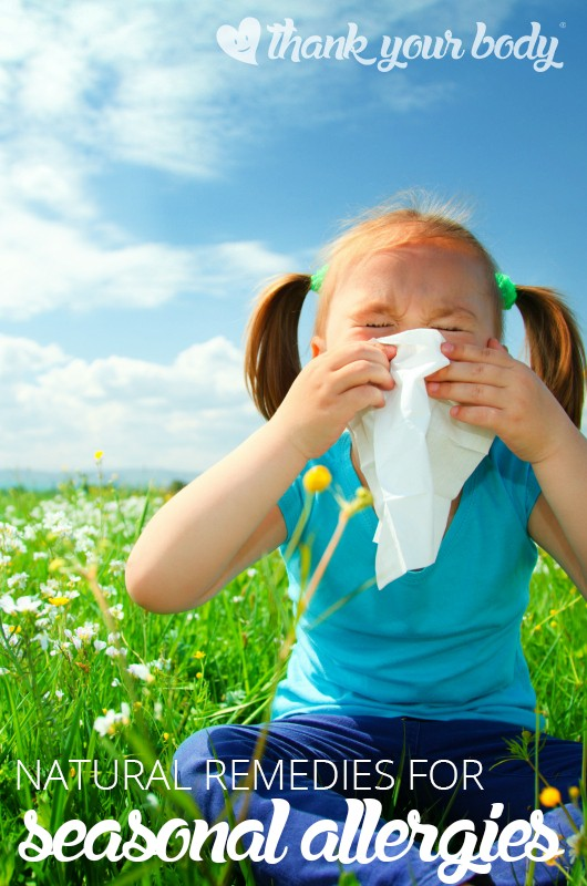 Looking for natural remedies for seasonal allergies? Here are 9 effective natural remedies for seasonal allergies that are easy to try.