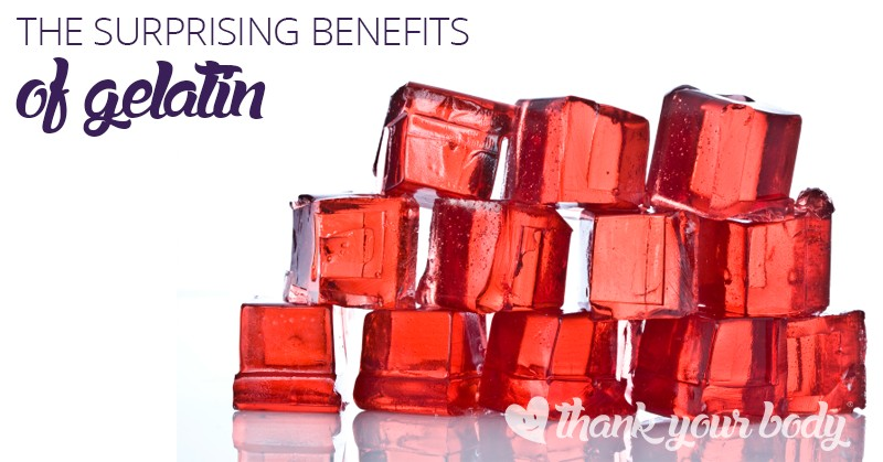 Think gelatin as that secret ingredient that give jello it's wiggle? Think again. Learn about the benefits of gelatin and how to get it into your diet.