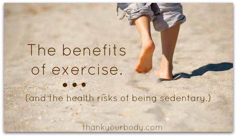 Why exercise matters!