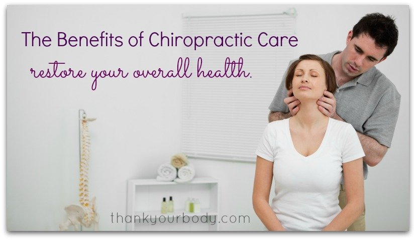 Why chiropractic care? Learn the benefits of chiropractic for overall health.