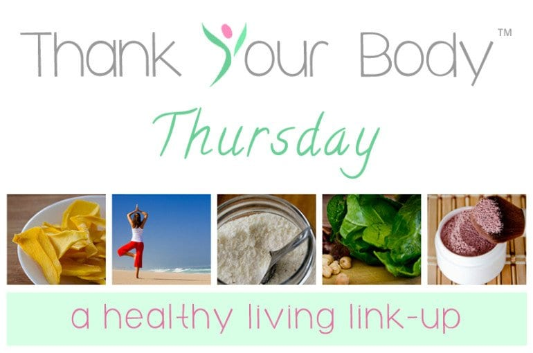 Thank Your Body Thursday #54