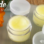 This all natural homemade pomade is so simple to make and so much better for your hair than commercial pomades (and cheaper!). Learn how to make it here.