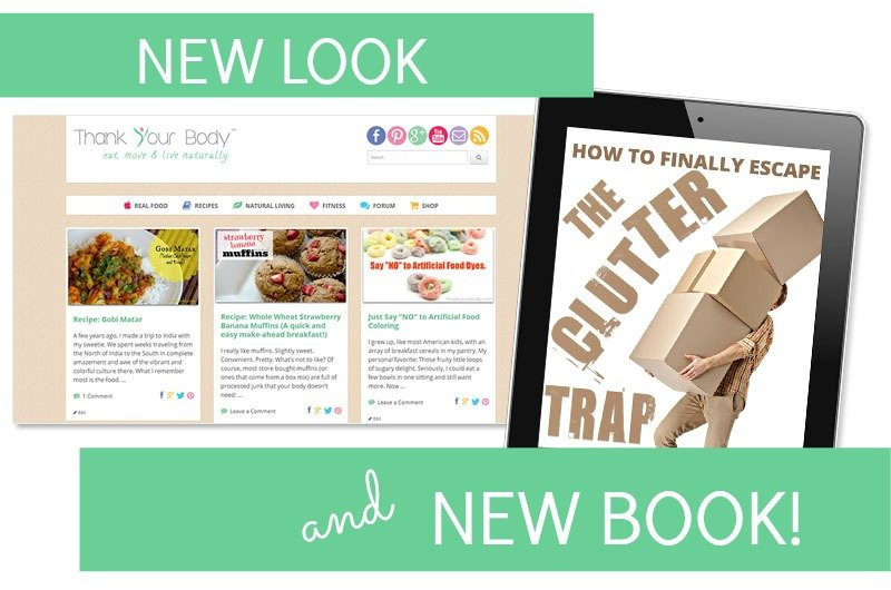 New look, new book… and a super special deal!