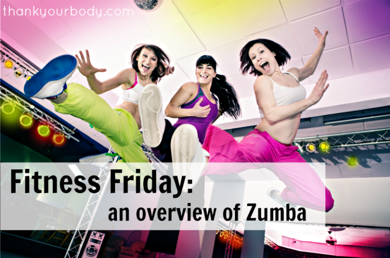 Fitness Friday: An overview of Zumba