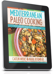 Mediterranean Paleo Cooking: One of my new favorite cookbooks! Go check it out! www.thankyourbody.com