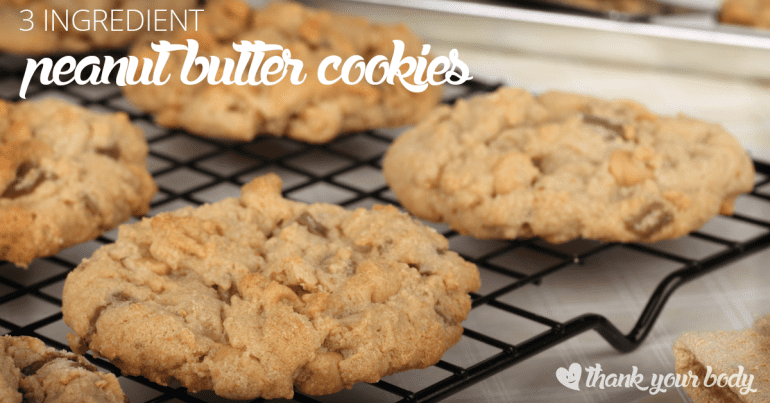 Coco peanut butter cookies recipes