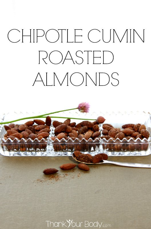 how to make roasted almonds yourself