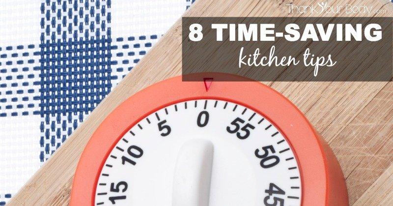 8 time saving kitchen hacks everyone should know!