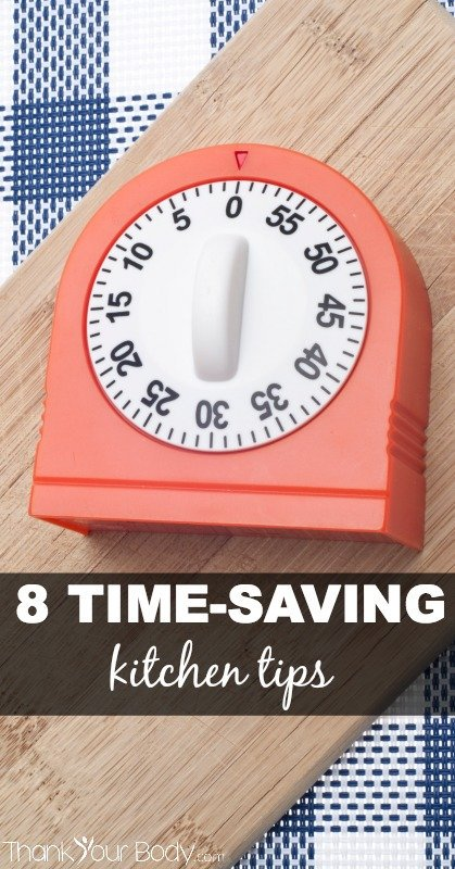 8 time saving kitchen hacks everyone should know!