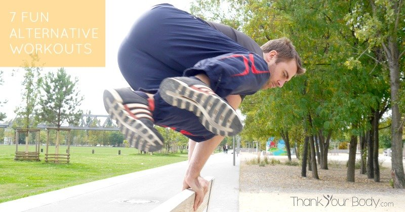 alternative workouts