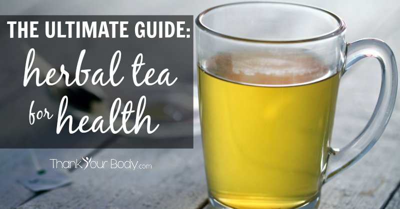 Herbal tea for health: Learn all the benefits of herbal tea.