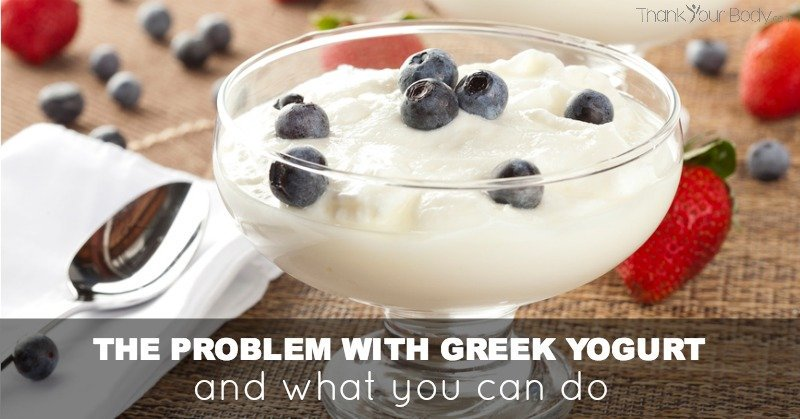 How Greek yogurt is causing problems for the environment and easy tips on how to help.