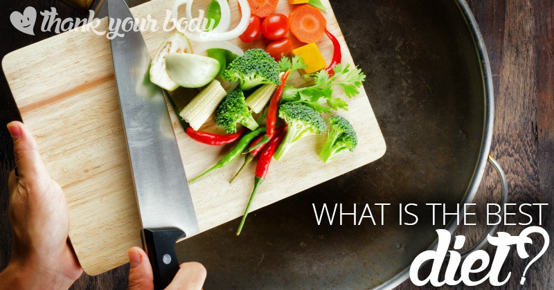 Wondering which diet is best? It is vegetarian, vegan, Paleo, low-carb, or what? You might be surprised by the answer.