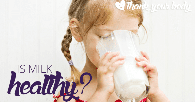 Is milk healthy? Why I choose raw and stay away from low fat milk.