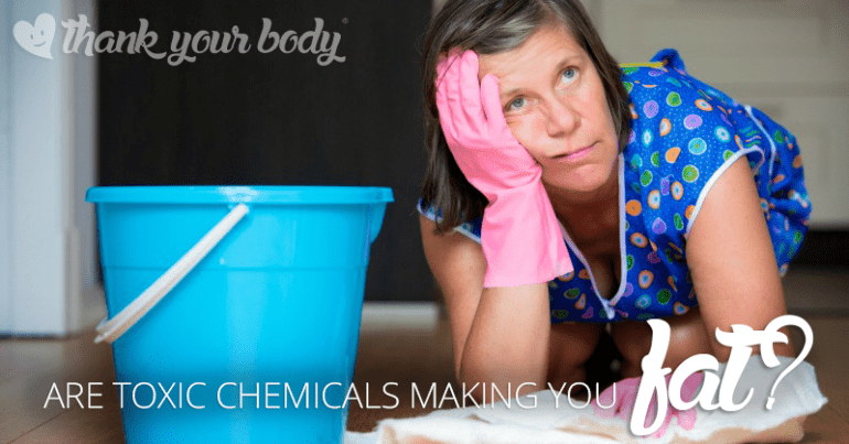 Are toxic chemicals making you fat?