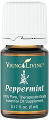 Peppermint Essential Oil from Young Living