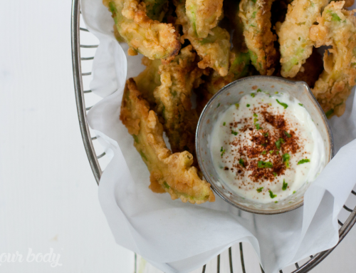 Recipe: Avocado Fries with Chili Lime Mayonnaise