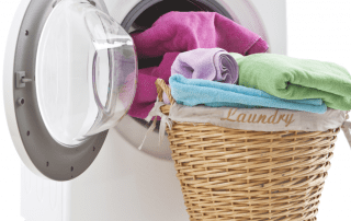 Why should you ditch your fabric softener? Lots of reasons. Learn how to keep your home safer with these easy fabric softener alternatives.