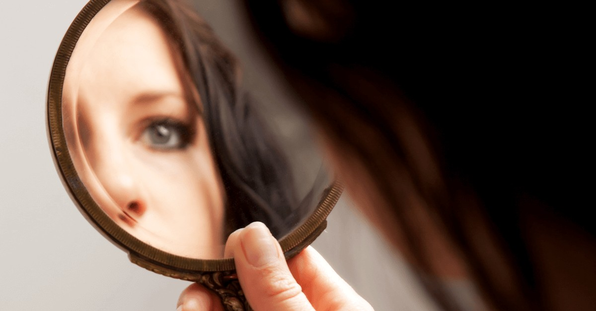 Body image issues. We all got them. But is working toward a