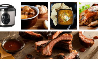 10 Delicious Pressure Cooker Recipes (+ the benefits of pressure cooking)