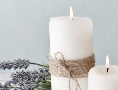 Say Goodbye To Toxic Scented Candles (+ Simple Alternatives)