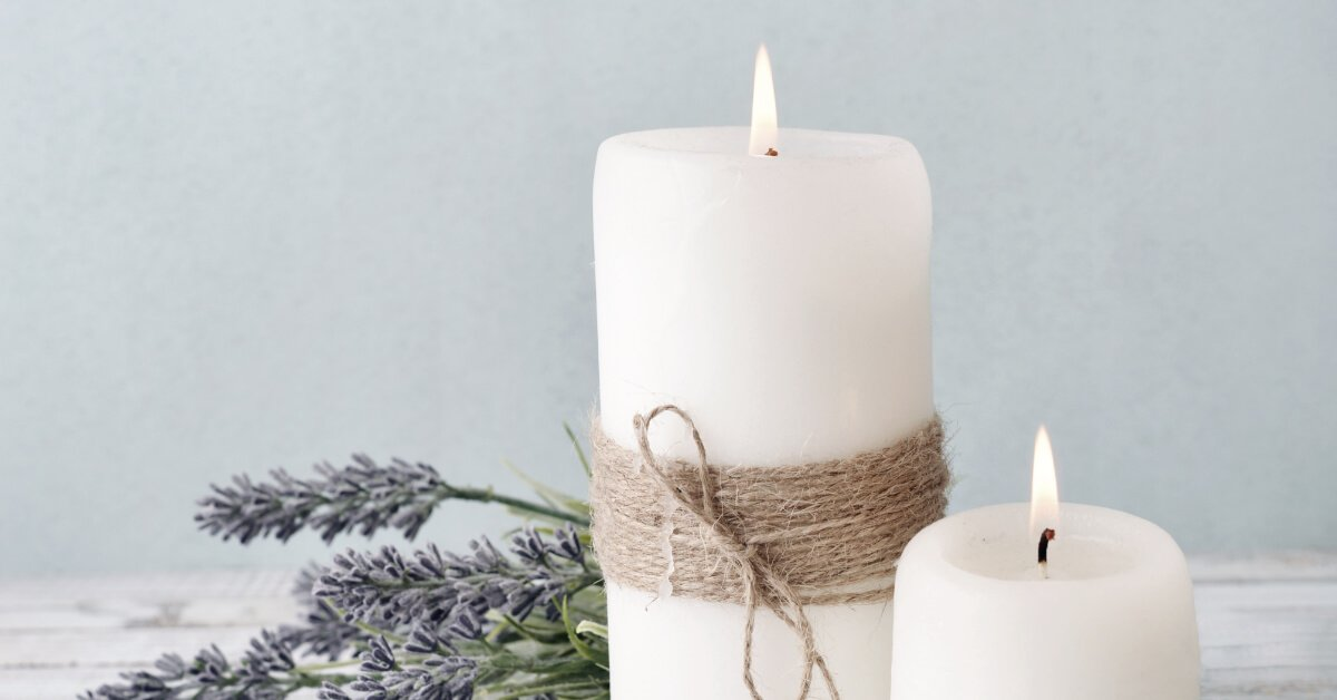 Don't be fooled by the hype. Some candles are dangerous to your health. Ditch those toxic scented candles for these natural, frugal alternatives.