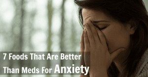 a woman needing some anxiety relief
