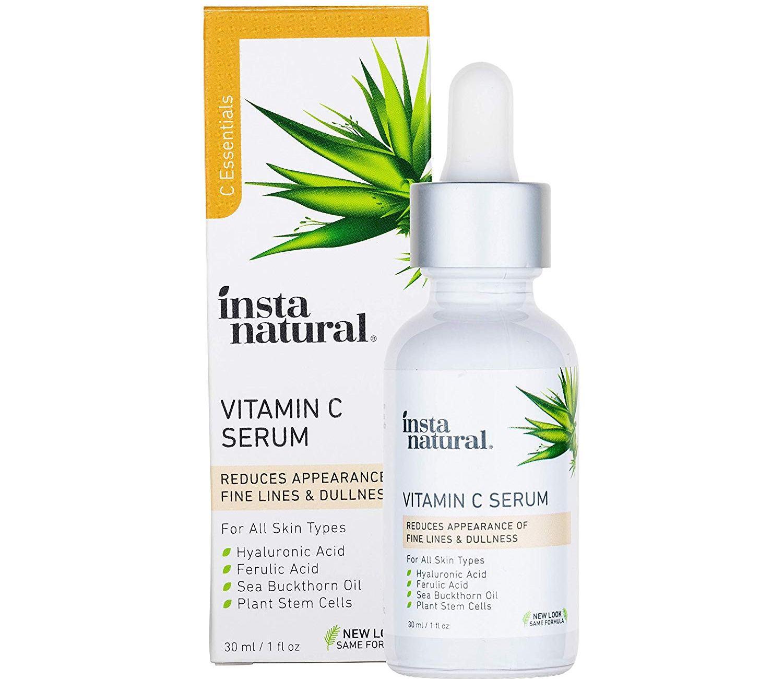 instanatural vitamin c serum