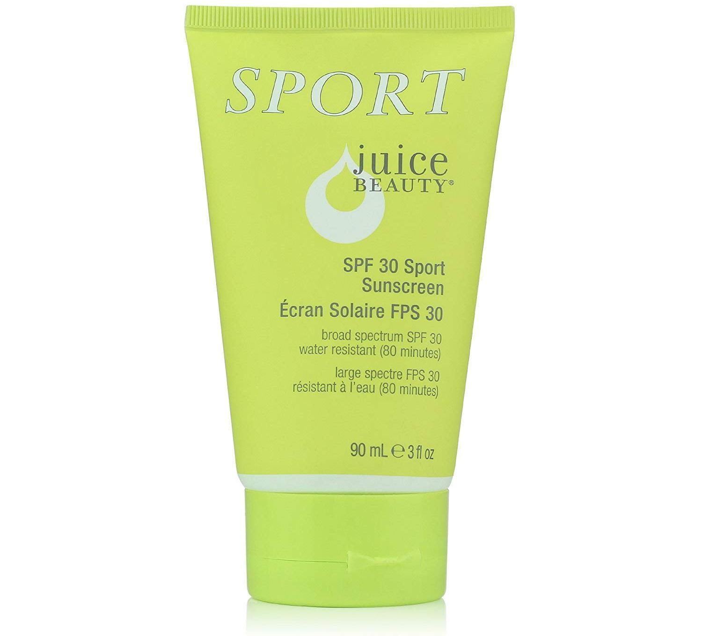 juice beauty sport sunscreen spf 30