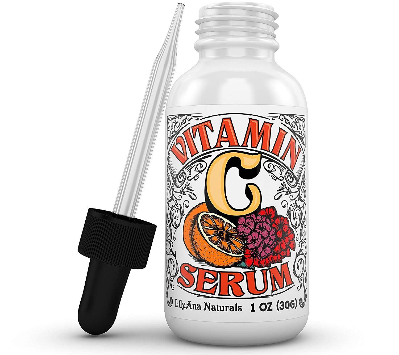 lilyana naturals vitamin c serum