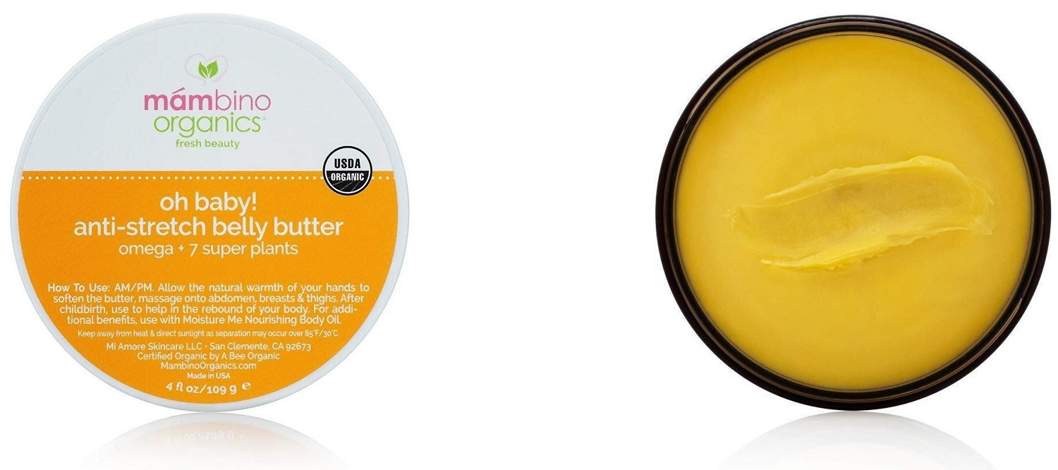 oh baby anti stretch belly butter