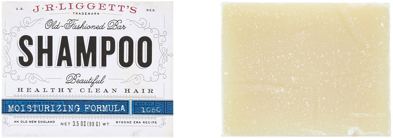 old fashioned bar shampoo