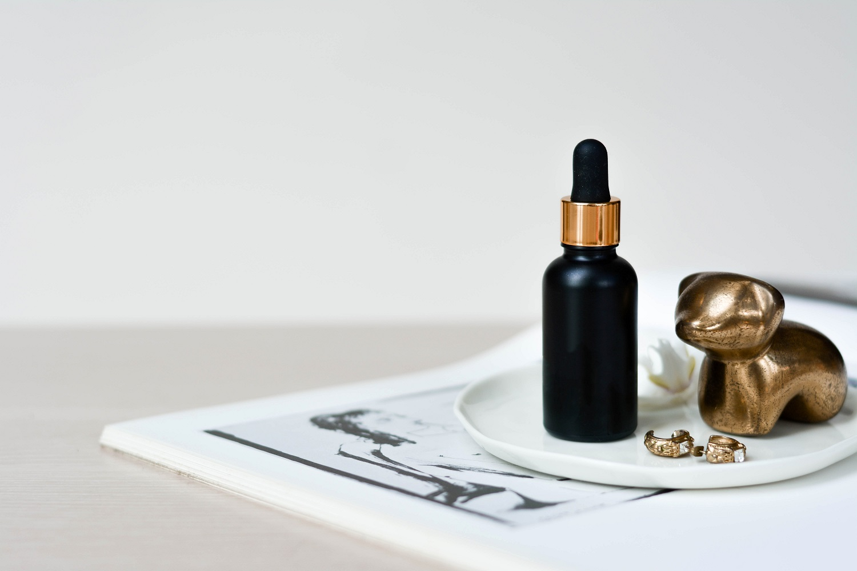organic facial serums featured