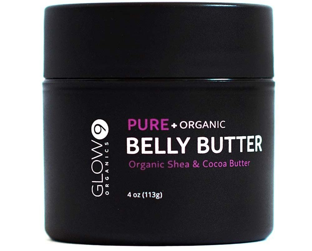 pure organic belly butter