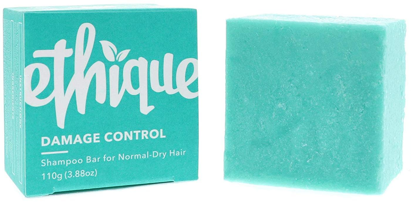 shampoo bar for damage control
