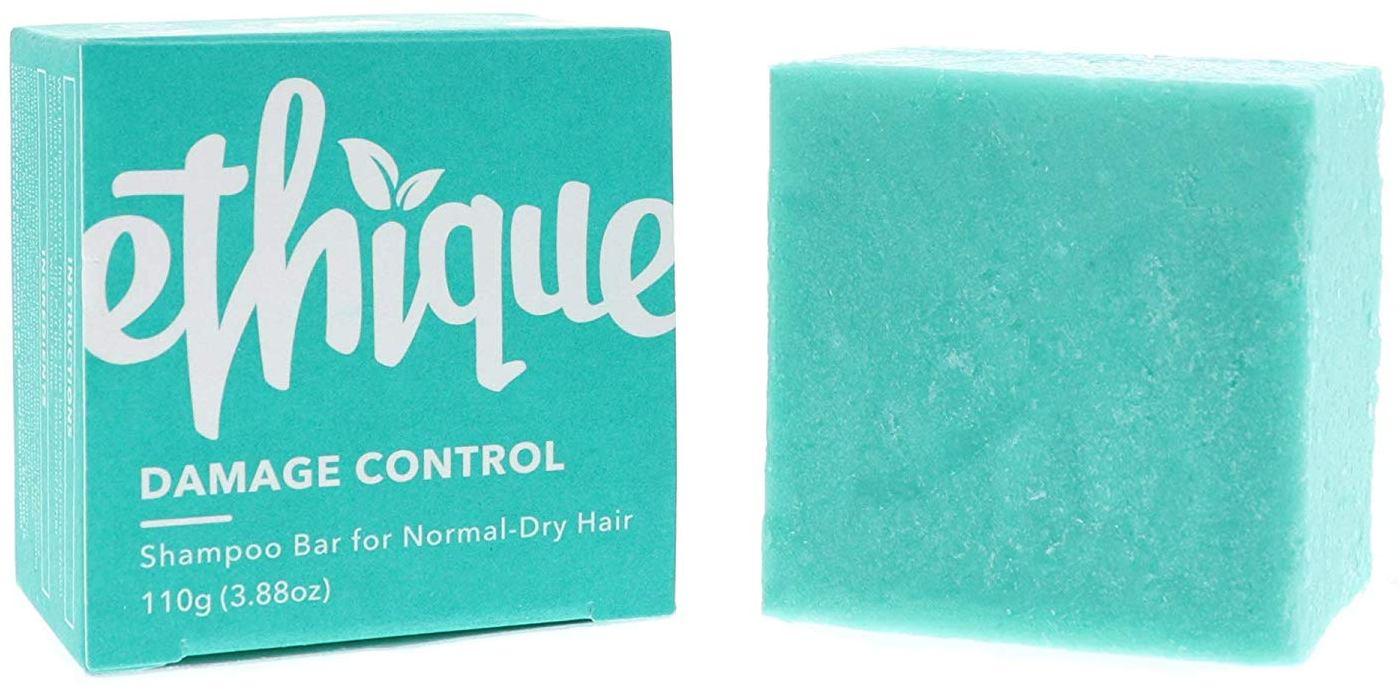 shampoo bar for damage control