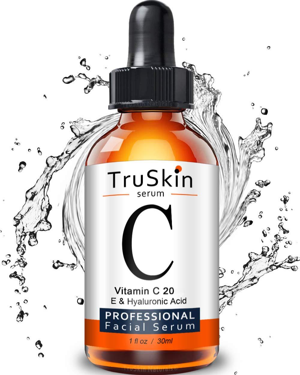 truskin vitamin c facial serum