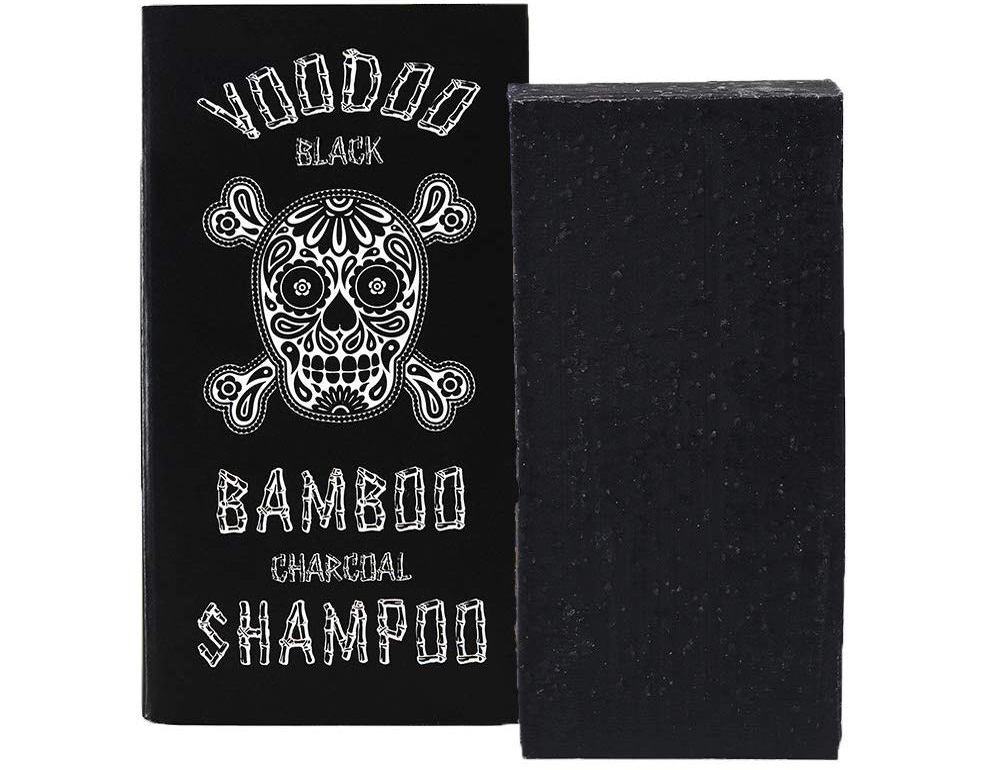 voodoo charcoal shampoo bar