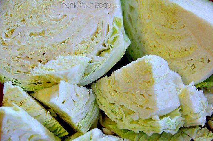 Naturally Fermented Sauerkraut